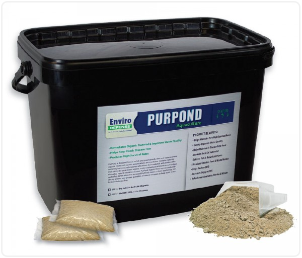 EnviroDEFENSE® PurPond Aquaculture
