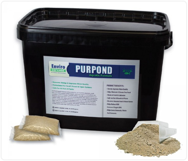 EnviroDEFENSE® PurPond Aquatic